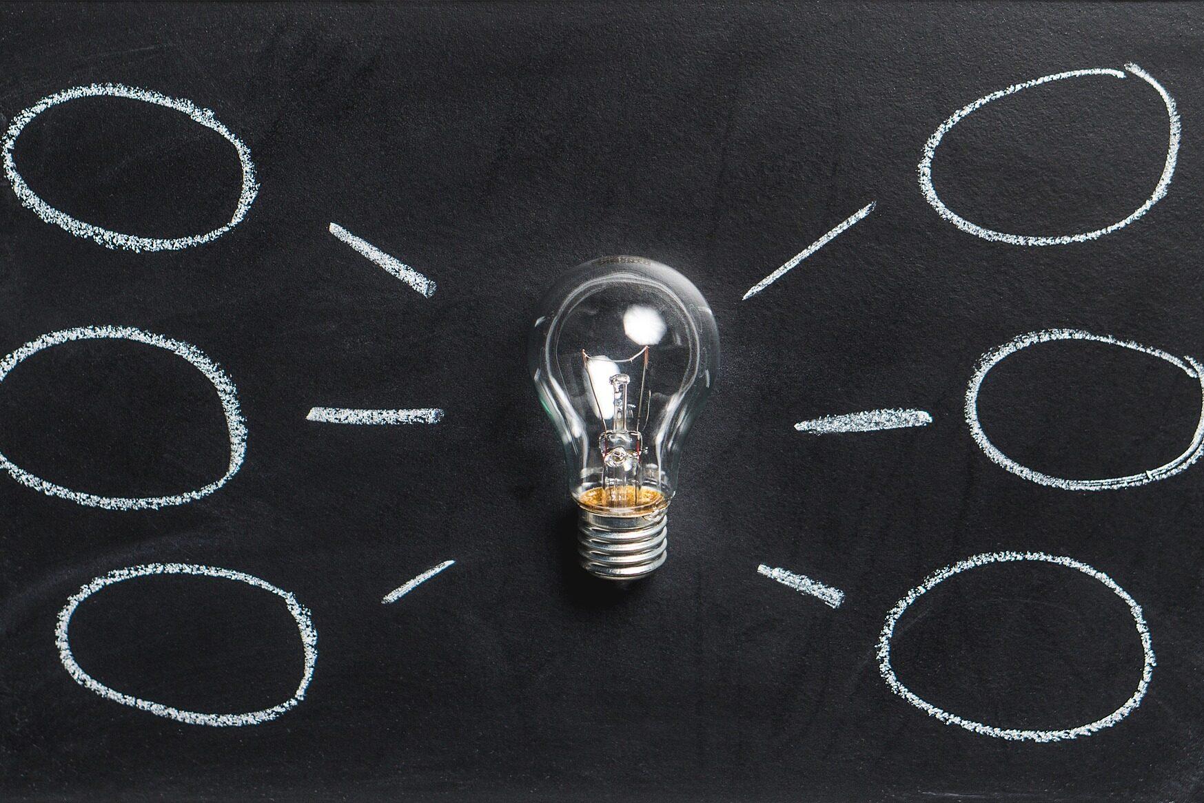 Ideas for big goals